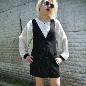 Vintage Mixed Blues Clothing Dress